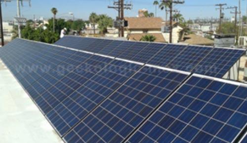 Energia Solar Comercial - Caso de Exito