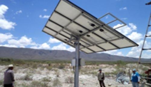 Energia Solar Agropecuario - Caso de Exito