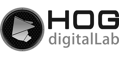 HOG Digital Lab Logo