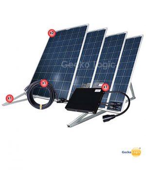 Equipo solar economico en México