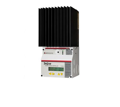Controlador de carga solar Morningstar MPPT