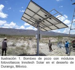 Electrificación Rural - Bombeo Solar