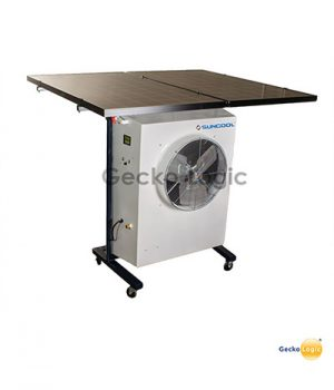 Enfriador cooler solar portátil