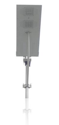 Lampara solar LED
